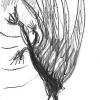 Flügelwesen 12